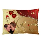 My Valentine Pillow Case (2 sided) - Pillow Case (Two Sides)