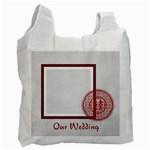 wedding - Recycle Bag (Two Side)
