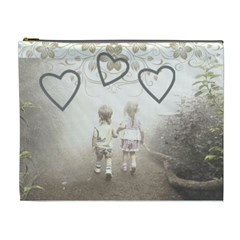 Children Cosmetic Bag By Birkie   Cosmetic Bag (xl)   7j9k9vj6utzw   Www Artscow Com Front