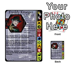Duel Of Ages By Jeffrey Allen   Multi Purpose Cards (rectangle)   0tzz9k0pt27y   Www Artscow Com Front 53