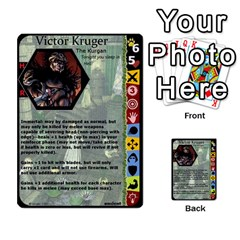 Duel Of Ages By Jeffrey Allen   Multi Purpose Cards (rectangle)   0tzz9k0pt27y   Www Artscow Com Front 23