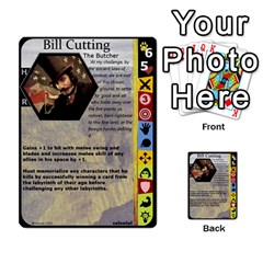Duel Of Ages By Jeffrey Allen   Multi Purpose Cards (rectangle)   0tzz9k0pt27y   Www Artscow Com Front 42
