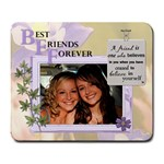 Best Friends Large Mousepad