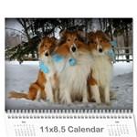 mason 2012 - Wall Calendar 11  x 8.5  (12-Months)