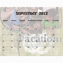 2012 Calendar By Carola Tolleson   Wall Calendar 11  X 8 5  (12 Months)   Paphm8uytihy   Www Artscow Com Sep 2012