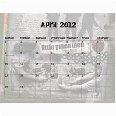 2012 Calendar By Carola Tolleson   Wall Calendar 11  X 8 5  (12 Months)   Paphm8uytihy   Www Artscow Com Apr 2012