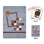 Junior Playing Cards - Playing Cards Single Design