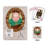 Discover Wildlife - Have Kids Playing Cards - Playing Cards Single Design