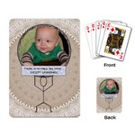 Grandmas Playing Cards - Playing Cards Single Design