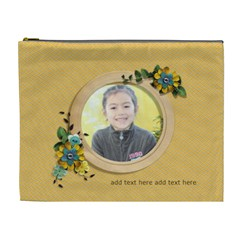 Xl Cosmetic Bag: Moments 12 By Jennyl   Cosmetic Bag (xl)   8a66mkxk6gjs   Www Artscow Com Front