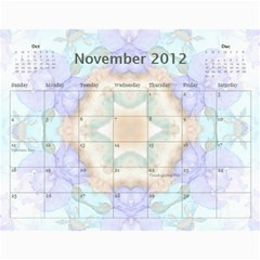 The Best One By Karen Bailey   Wall Calendar 11  X 8 5  (12 Months)   G9ojtrhim08i   Www Artscow Com Nov 2012