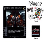BSG SSB Command Cards - Playing Cards 54 Designs