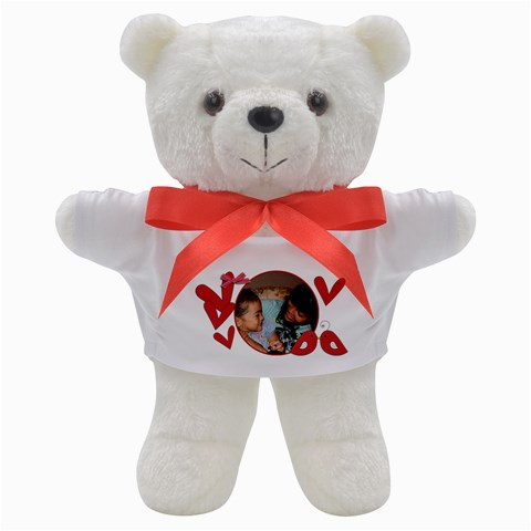 Teddy Bear: Love 2 By Jennyl   Teddy Bear   Es5aihozcfnb   Www Artscow Com Front