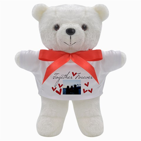Teddy Bear: Together Forever By Jennyl   Teddy Bear   Zr5uxf14cuun   Www Artscow Com Front