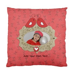 Cushion Case (two Sides): Love Is You 2 By Jennyl   Standard Cushion Case (two Sides)   Ie3b8swmhkz1   Www Artscow Com Back