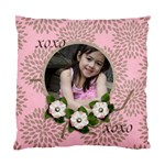 Cushion Case (Two Sides): XOXO - Standard Cushion Case (Two Sides)