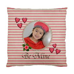 Cushion Case (two Sides): Be Mine By Jennyl   Standard Cushion Case (two Sides)   Vyscg101yckx   Www Artscow Com Front