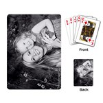 cards Steph and Riley - Playing Cards Single Design