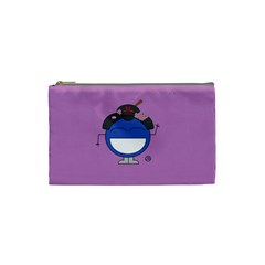 Geisha Cosmetics Bag (small) By Giggles Corp   Cosmetic Bag (small)   R8d8gzbisv36   Www Artscow Com Front