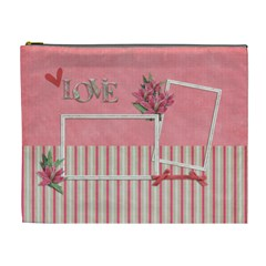 Xl Cosmetic Bag: Love By Jennyl   Cosmetic Bag (xl)   Laq42pul65z1   Www Artscow Com Front