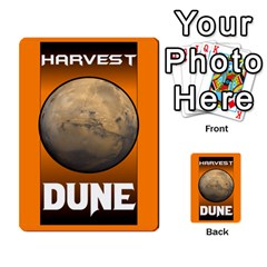 Harvest Access By Matt   Multi Purpose Cards (rectangle)   O51ta1d3qva9   Www Artscow Com Back 8