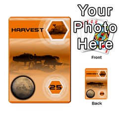 Harvest Access By Matt   Multi Purpose Cards (rectangle)   O51ta1d3qva9   Www Artscow Com Front 2