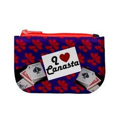 Canasta Coin Purse 2 By Eileen   Mini Coin Purse   N7qzdkrkwz19   Www Artscow Com Front