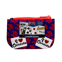 Canasta Coin Purse 2 By Eileen   Mini Coin Purse   N7qzdkrkwz19   Www Artscow Com Back