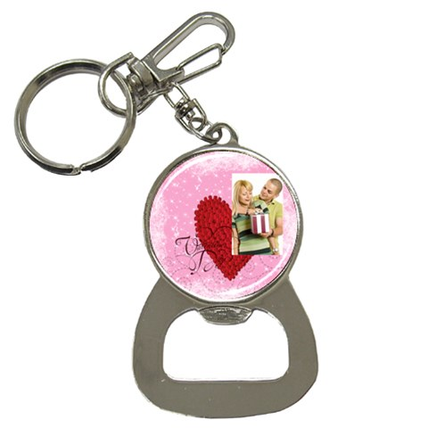 Love By May   Bottle Opener Key Chain   07jzl5rtv7ar   Www Artscow Com Front