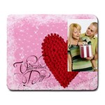 love - Large Mousepad
