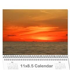 Nature Calendar By Hadassa Seliger   Wall Calendar 11  X 8 5  (12 Months)   Vr5r94ljk052   Www Artscow Com Cover