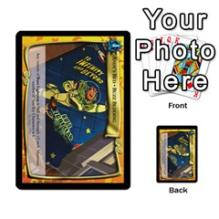 Toy Story 1 Of 5 By Orion s Bell   Multi Purpose Cards (rectangle)   Tfvfw6iloy62   Www Artscow Com Front 9