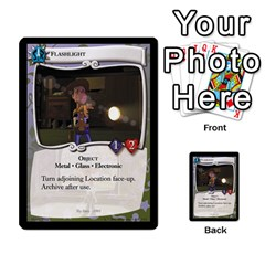 Toy Story 2 Of 5 By Orion s Bell   Multi Purpose Cards (rectangle)   Ox7copdqfqtm   Www Artscow Com Front 13