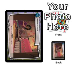 Toy Story 2 Of 5 By Orion s Bell   Multi Purpose Cards (rectangle)   Ox7copdqfqtm   Www Artscow Com Front 24