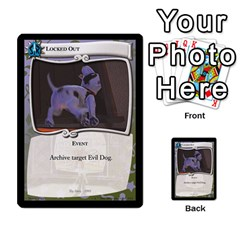Toy Story 2 Of 5 By Orion s Bell   Multi Purpose Cards (rectangle)   Ox7copdqfqtm   Www Artscow Com Front 50