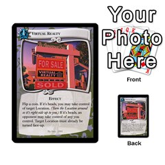Toy Story 4 Of 5 By Orion s Bell   Multi Purpose Cards (rectangle)   Hrcllpl5y7j1   Www Artscow Com Front 53