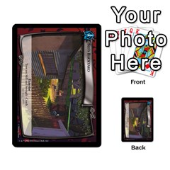 Toy Story 4 Of 5 By Orion s Bell   Multi Purpose Cards (rectangle)   Hrcllpl5y7j1   Www Artscow Com Front 7
