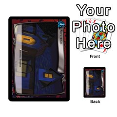 Toy Story 4 Of 5 By Orion s Bell   Multi Purpose Cards (rectangle)   Hrcllpl5y7j1   Www Artscow Com Front 8