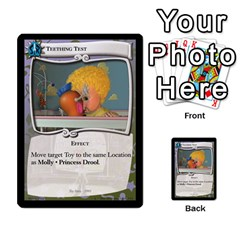 Toy Story 4 Of 5 By Orion s Bell   Multi Purpose Cards (rectangle)   Hrcllpl5y7j1   Www Artscow Com Front 25