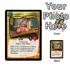 Toy Story 4 Of 5 By Orion s Bell   Multi Purpose Cards (rectangle)   Hrcllpl5y7j1   Www Artscow Com Front 4