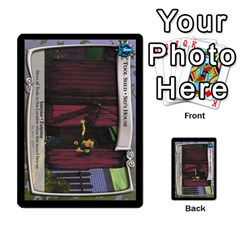 Toy Story 4 Of 5 By Orion s Bell   Multi Purpose Cards (rectangle)   Hrcllpl5y7j1   Www Artscow Com Front 38