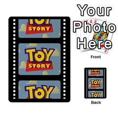 Toy Story 5 Of 5 By Orion s Bell   Multi Purpose Cards (rectangle)   Fl3k303ut9uk   Www Artscow Com Front 18