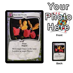 Alice In Wonderland 3 Of 6 By Orion s Bell   Multi Purpose Cards (rectangle)   Lhpu4miecxke   Www Artscow Com Front 9