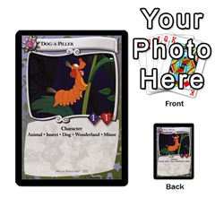 Alice In Wonderland 3 Of 6 By Orion s Bell   Multi Purpose Cards (rectangle)   Lhpu4miecxke   Www Artscow Com Front 14