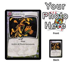 Alice In Wonderland 3 Of 6 By Orion s Bell   Multi Purpose Cards (rectangle)   Lhpu4miecxke   Www Artscow Com Front 25