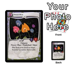 Alice In Wonderland 3 Of 6 By Orion s Bell   Multi Purpose Cards (rectangle)   Lhpu4miecxke   Www Artscow Com Front 30