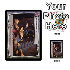 Alice In Wonderland 3 Of 6 By Orion s Bell   Multi Purpose Cards (rectangle)   Lhpu4miecxke   Www Artscow Com Front 38