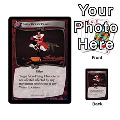 Alice In Wonderland 6 Of 6 By Orion s Bell   Multi Purpose Cards (rectangle)   Ccuwvaacedgi   Www Artscow Com Front 35