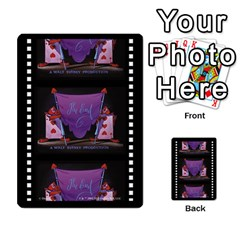 Alice In Wonderland 6 Of 6 By Orion s Bell   Multi Purpose Cards (rectangle)   Ccuwvaacedgi   Www Artscow Com Back 40