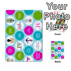 Lifetime Membership Cards By Christeena Tabor   Multi Purpose Cards (rectangle)   Mxkr66vu5cn3   Www Artscow Com Front 51